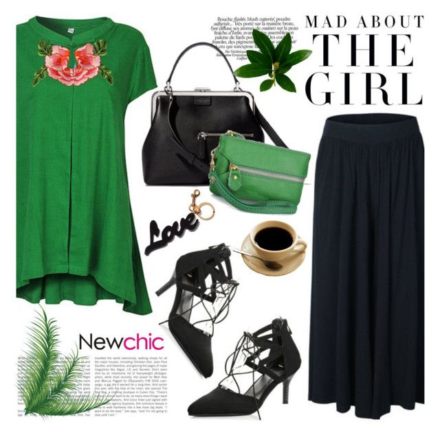 """""""NewChic Style"""" by helenevlacho ❤ liked on Polyvore featuring Kershaw"""