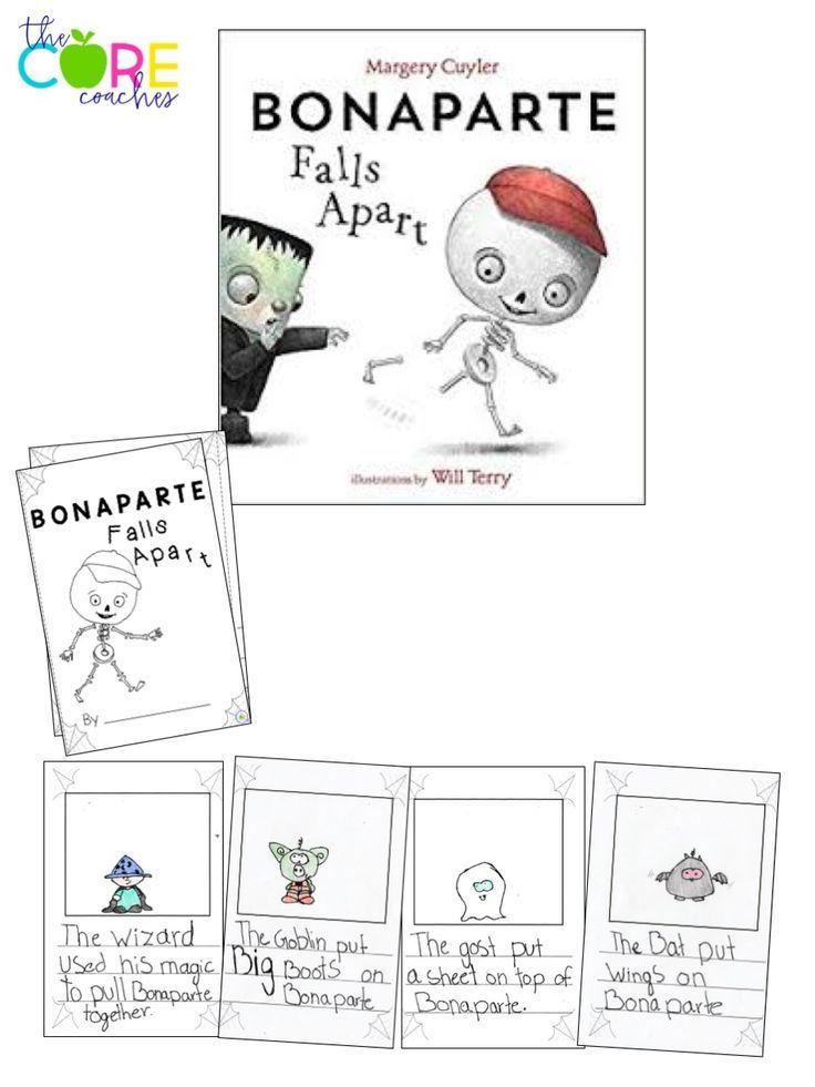 Bonaparte Falls Apart: Interactive Read-Aloud Lesson Plans