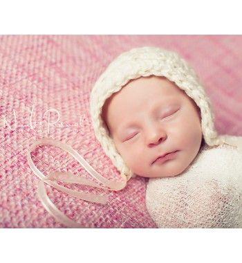 Crochet Pattern Easy Baby Bonnet Pixie Hat Crochet Hat Pattern