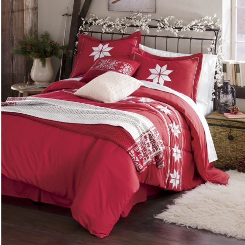 Comforter Set, Nordic Embroidered from Seventh Avenue ® | Wrap me ...