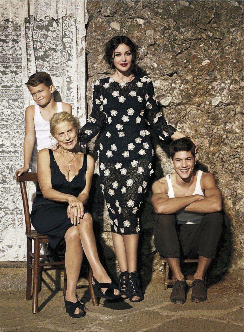 Dolce & Gabbana S/S 12 Знаменитости, Стили знаменитостей