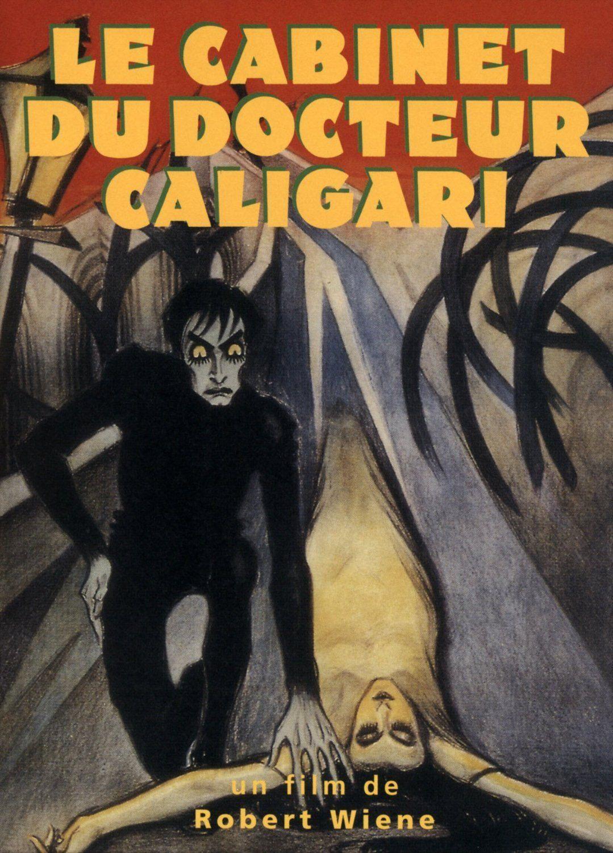 Le Cabinet Du Docteur Caligari Film 1920 Senscritique Le Cabinet Du Docteur Caligari Film Docteur