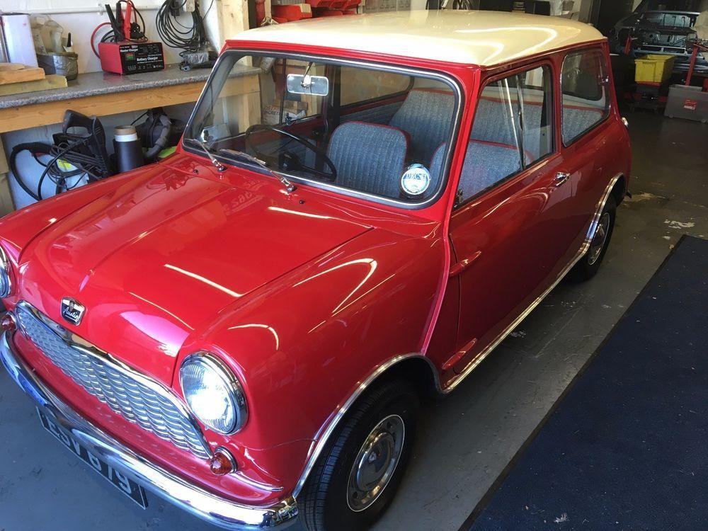 eBay: Austin morris mini mk1 1961 #classicmini #mini   UK Classic ...