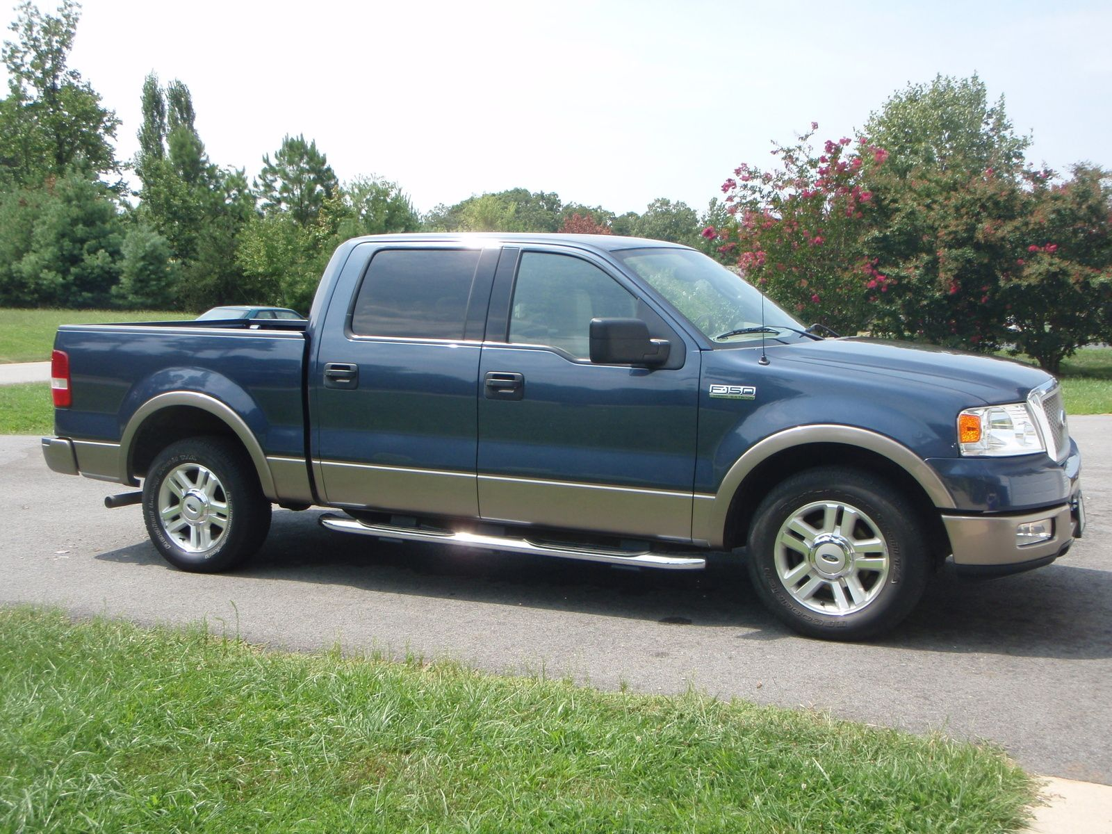 2004 Ford F 150 Supercrew Lariat 4x4 Ford F150 2004 Ford F150