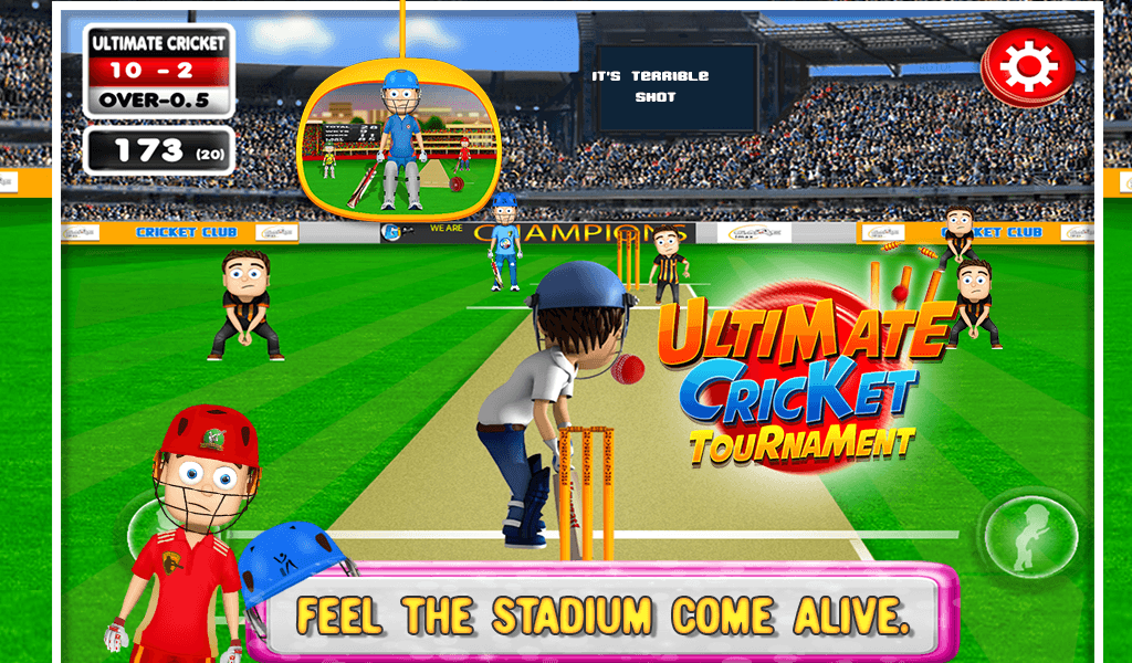Hello Friends...!! Would you like to play cricket? then