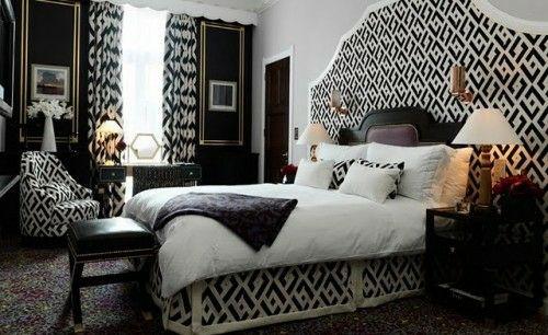20 tolle und extravagante Gästezimmer Deko Ideen Weißes