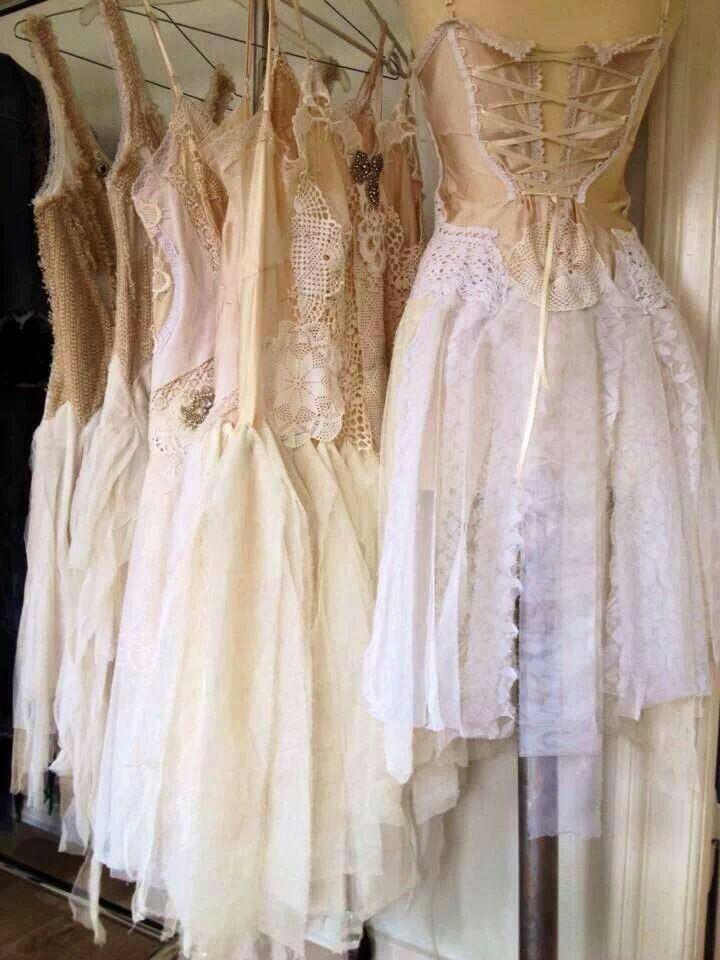 кружевные винтажные платья купить