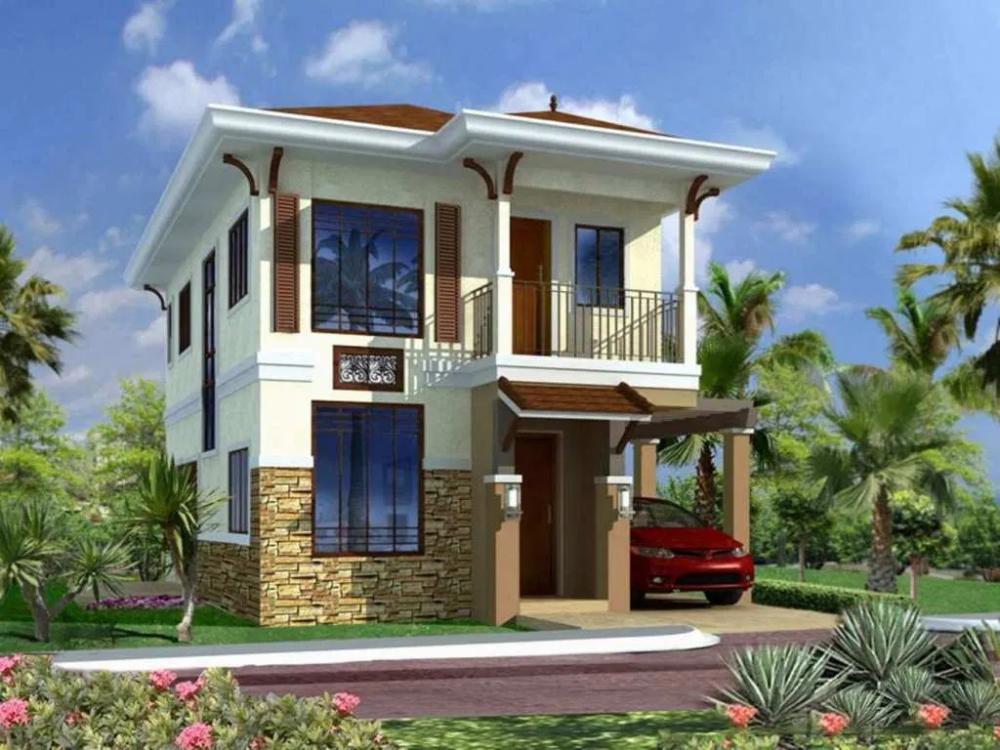 Casas De Campo Pequenas Con Terraza
