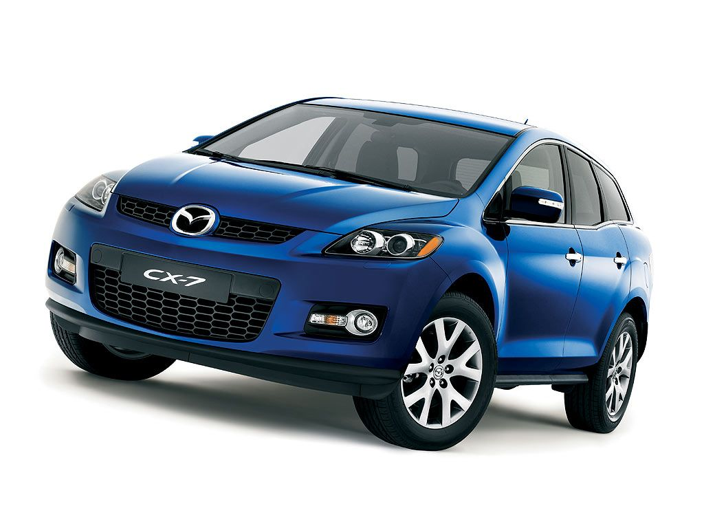 mazda cx-7 car amazing blue cars wallpapers | cars wallpaper