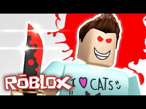 Roblox - Murder Mystery 2 - I'M DENISDAILY??? - YouTube