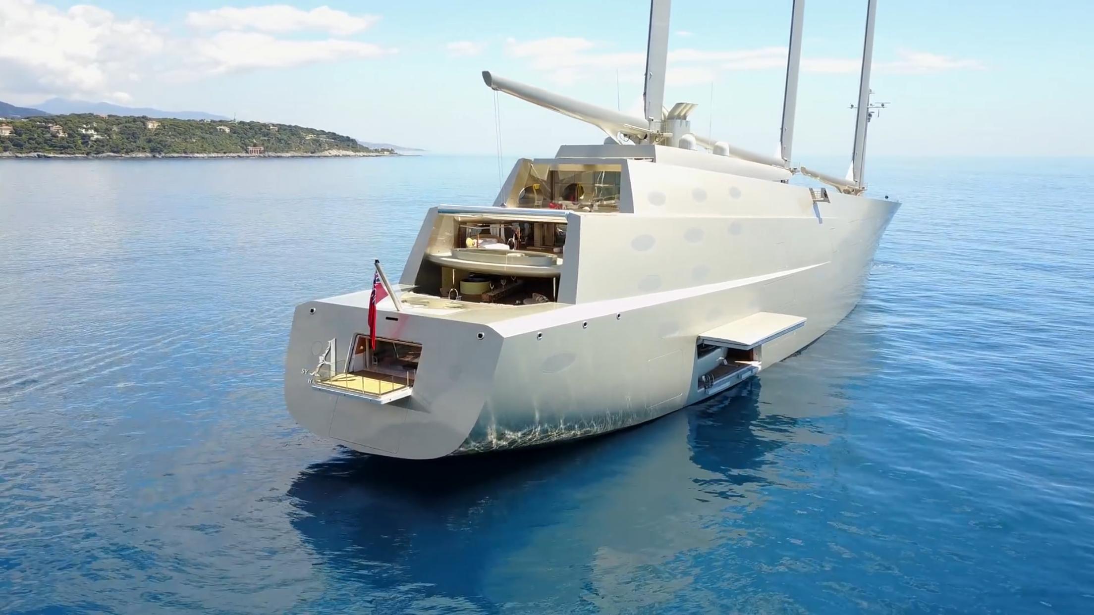 Sy A Hamilton Superyachts Interiors Luxury Yachts Boat Yacht