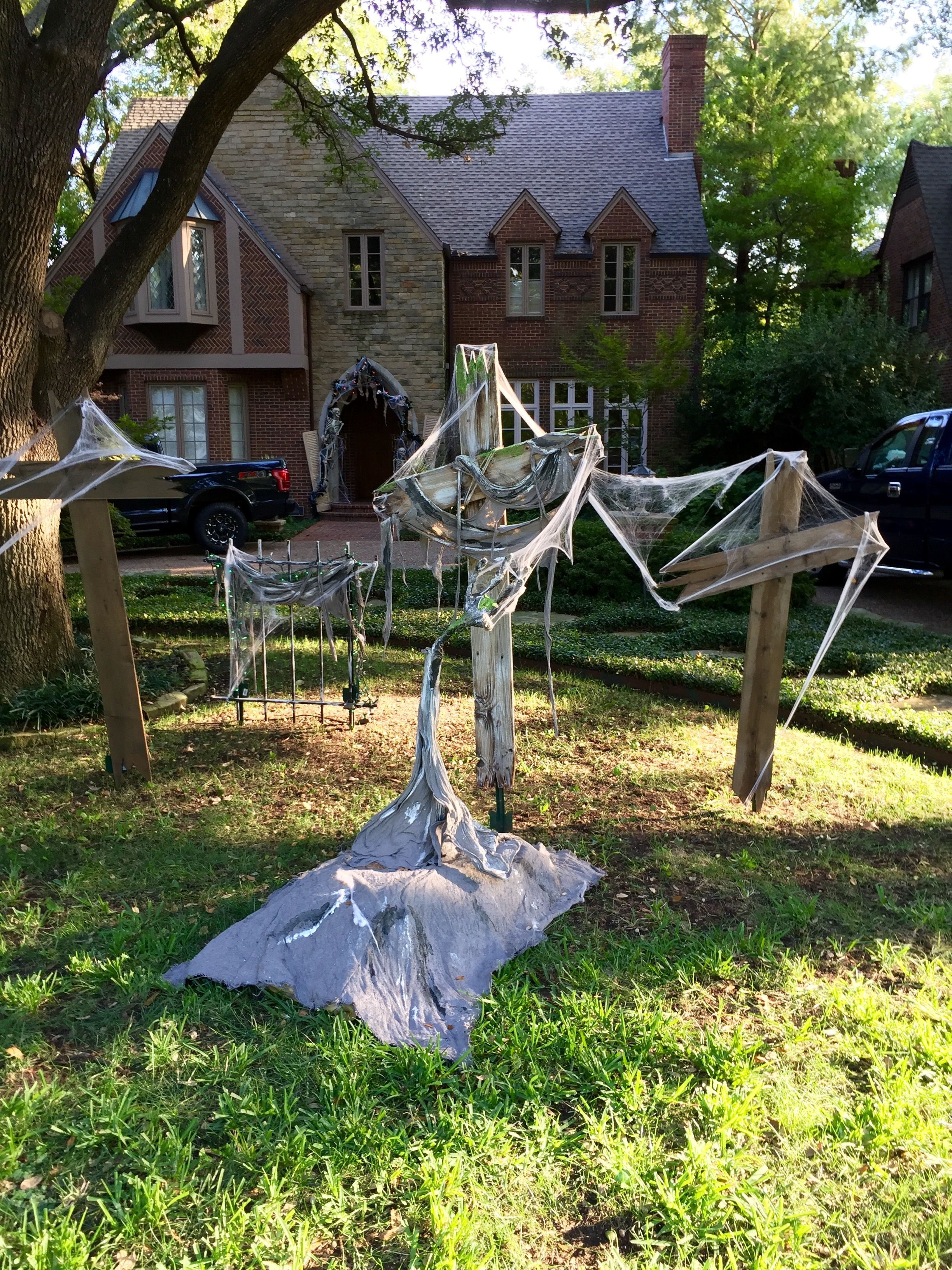 Pin by Hob Nob Decor on Halloween Decor by Roger Spruill Pinterest - Halloween Yard Decorations