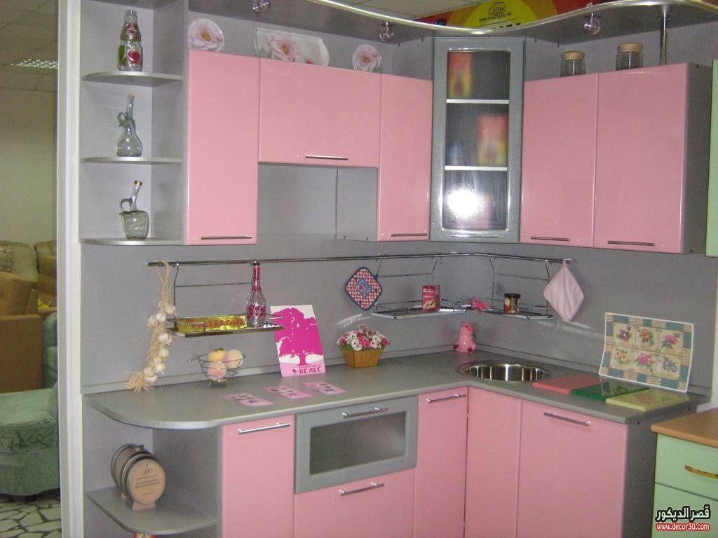 الوان مطابخ الوميتال احدث كتالوج موضة 2018 للمطابخ قصر الديكور Classic Dining Room Kitchen Decor Kitchen Design