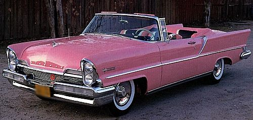 1958 Lincoln Premiere Convertible Who Could Ask For Anything Else