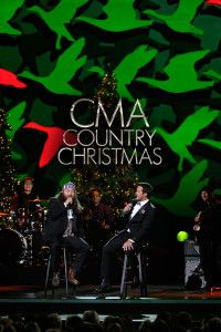 CMA Country Music Christmas......great show