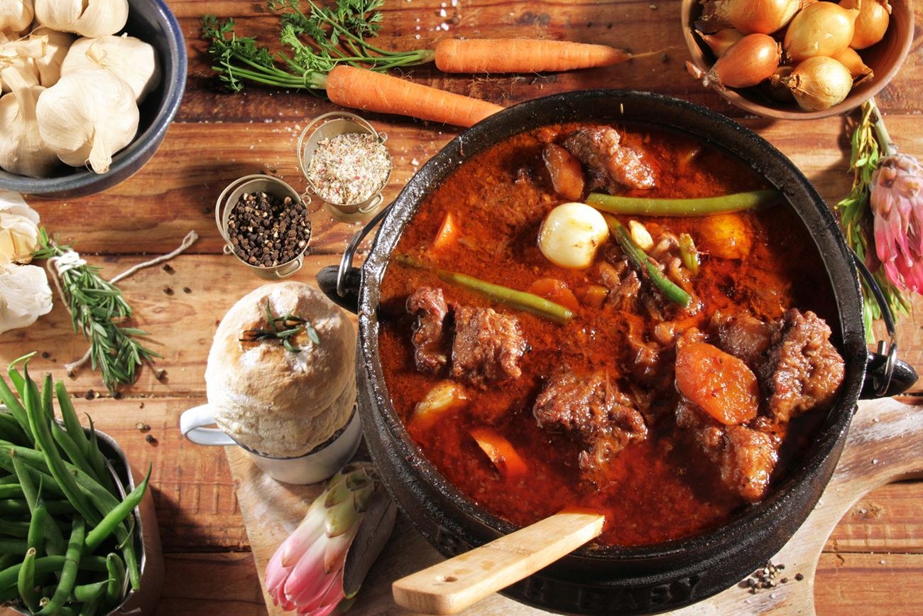 Image result for oxtail potjie
