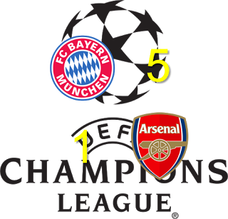 Cafe Y Futbol Bayern Munchen Vs Arsenal Bayern Psg Arsenal