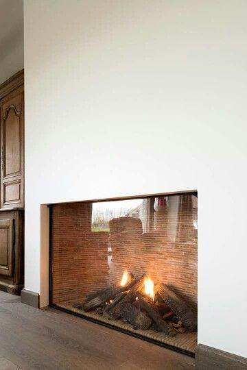 CHIMENEAS Casa - Chimeneas Pinterest Caminos, Bosque real y - chimeneas modernas
