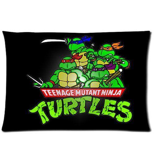 Deko Kissen Ninja Turtles | Kinderzimmer Motto Ninja Turtles ...