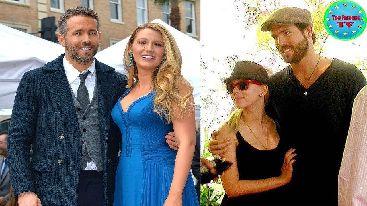 Ryan Reynolds Family 2008 To 2018 Wife Scarlett Johansson And Blake Ryan Reynolds Family Scarlett Johansson Tv Channel