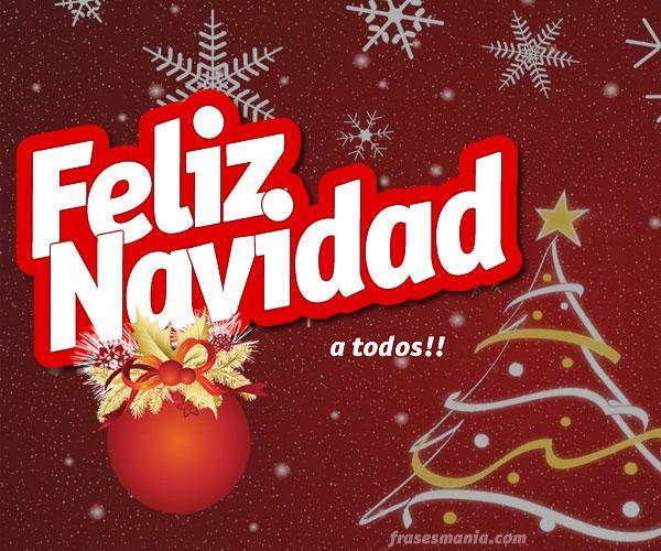 Frases celebres de navidad imagenes con frases de feliz - Feliz navidad frases ...