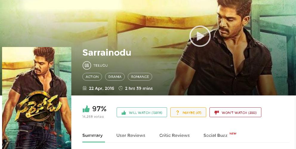 Sarrainodu+2016+Telugu+Full+Movie+300mb+%26+700Mb+