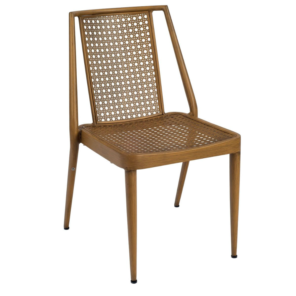Parc Dining Side Chair Stackable In 2020 Patio Dining Chairs