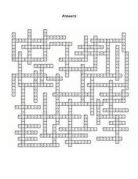 DNA, RNA, Protein Synthesis Crossword Puzzle | Crossword ...