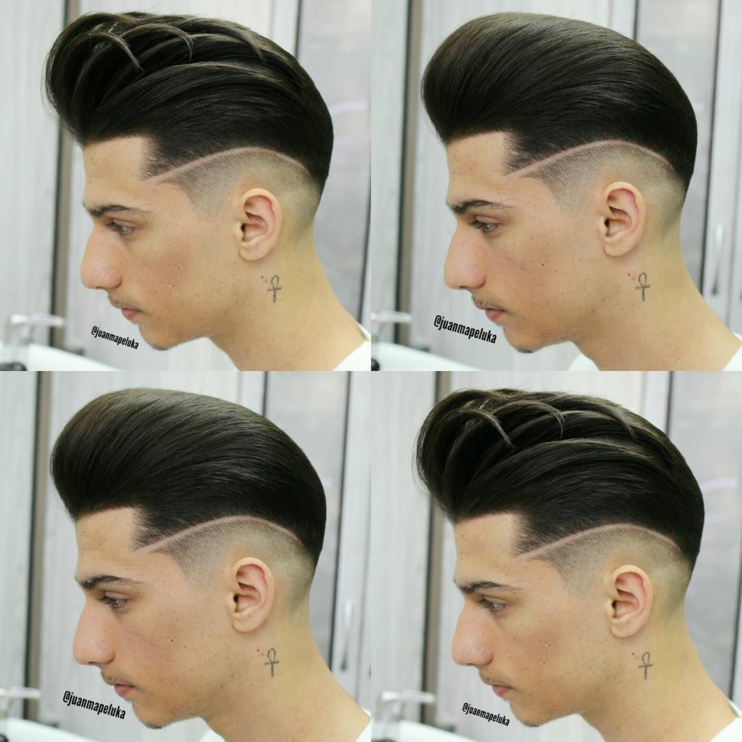Pompadour hairstyles for men pompadour hairstyle pompadour and