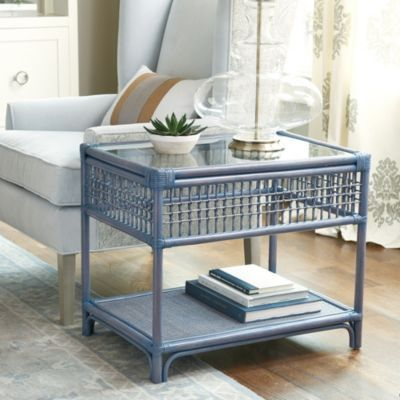 Rattan Side Tables Living Room Drake 3 Piece Sofa Set Beverly Table Add An Airy Global Texture And Serving Space Beside A Or Favorite Chair Our Is Hand Woven Of Natural