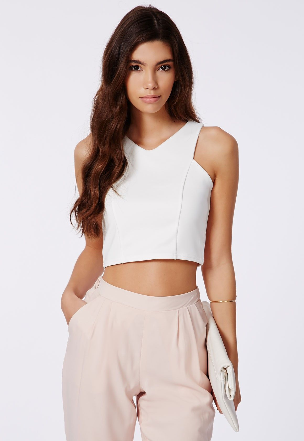 415d70b75ca semi formal crop tops | inspirational outfits in 2019 | Formal crop ...