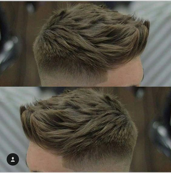 Mens Hairstyles All Angles Menshairstyles Thick Hair Styles