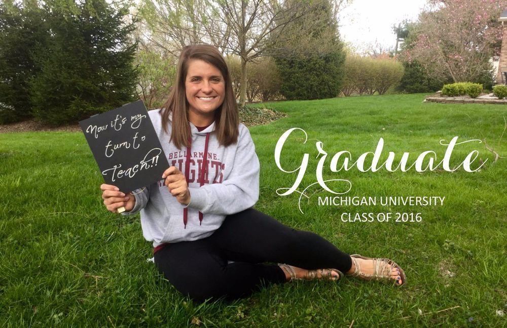 Graduation Full Photo Two Sided Invitation Announcement 10 ...