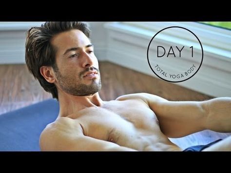 Day 3 Total Yoga Body: Morning Yoga Flow Workout - YouTube