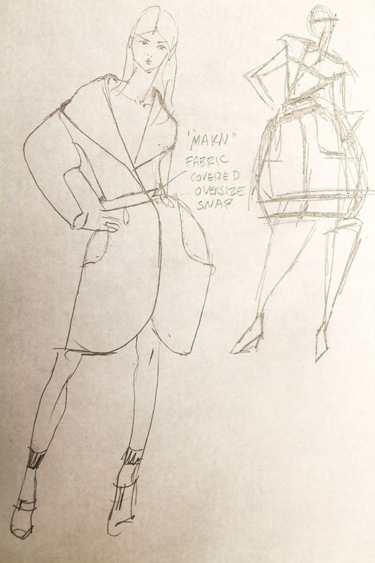 Category Fashion Design Sketches Design Sketch Fashion Design Sketch