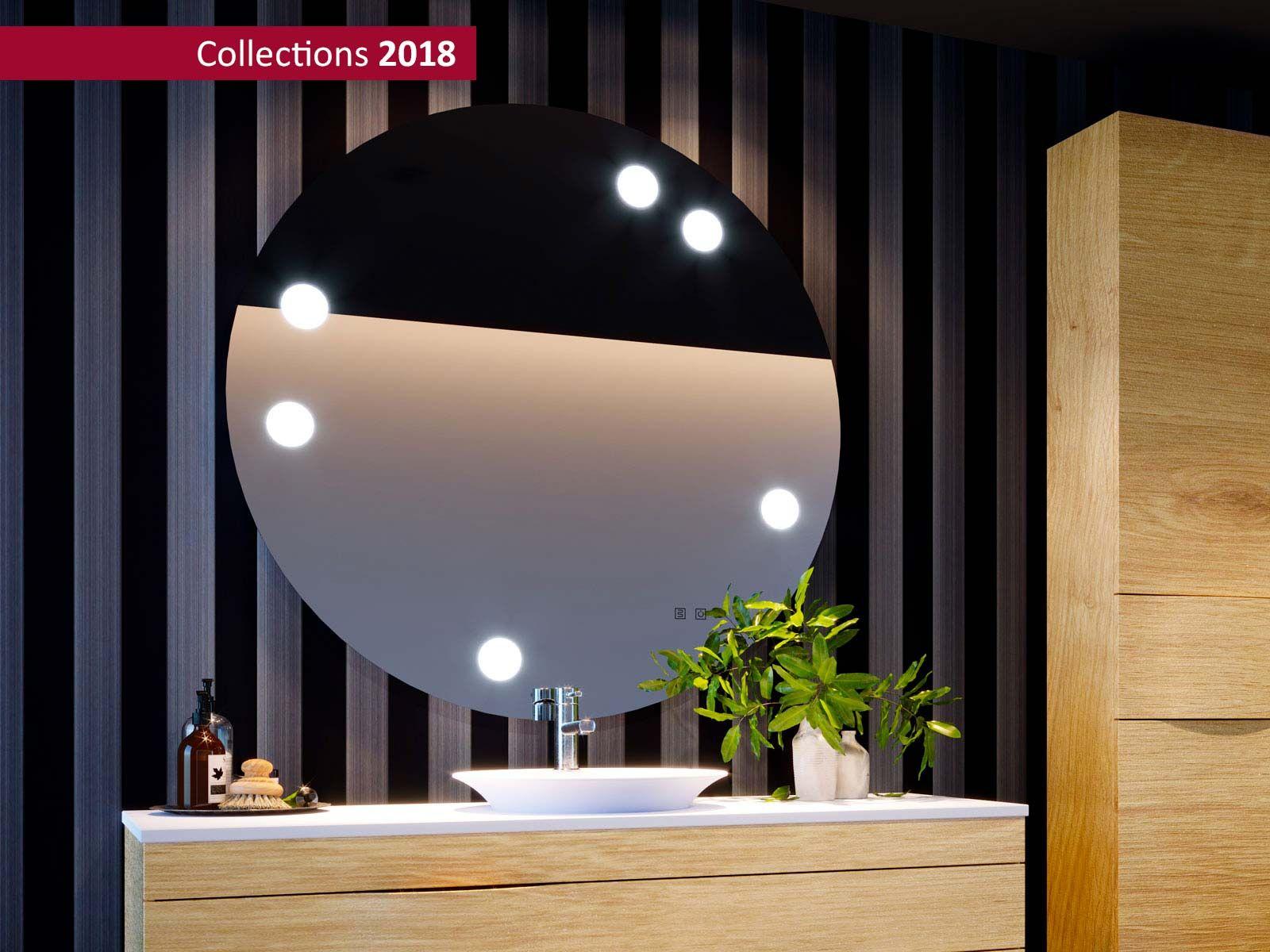 27+ Miroir salle de bain rond bois ideas