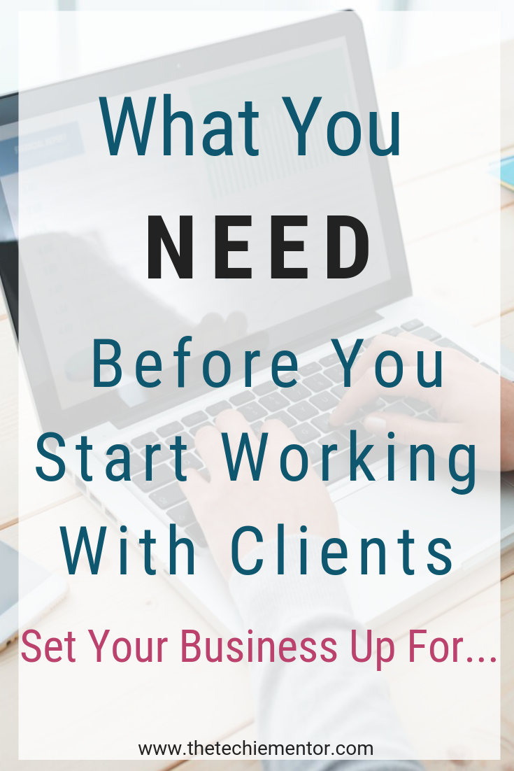 Start Working With Clients With Images Virtual Assistant