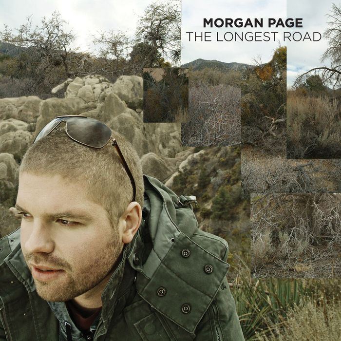 Morgan Page, Lissie – The Longest Road (single cover art)