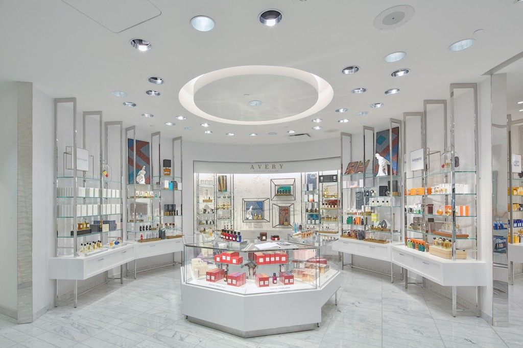 Inside Neiman Marcus Beverly Hills Business Things Makeup