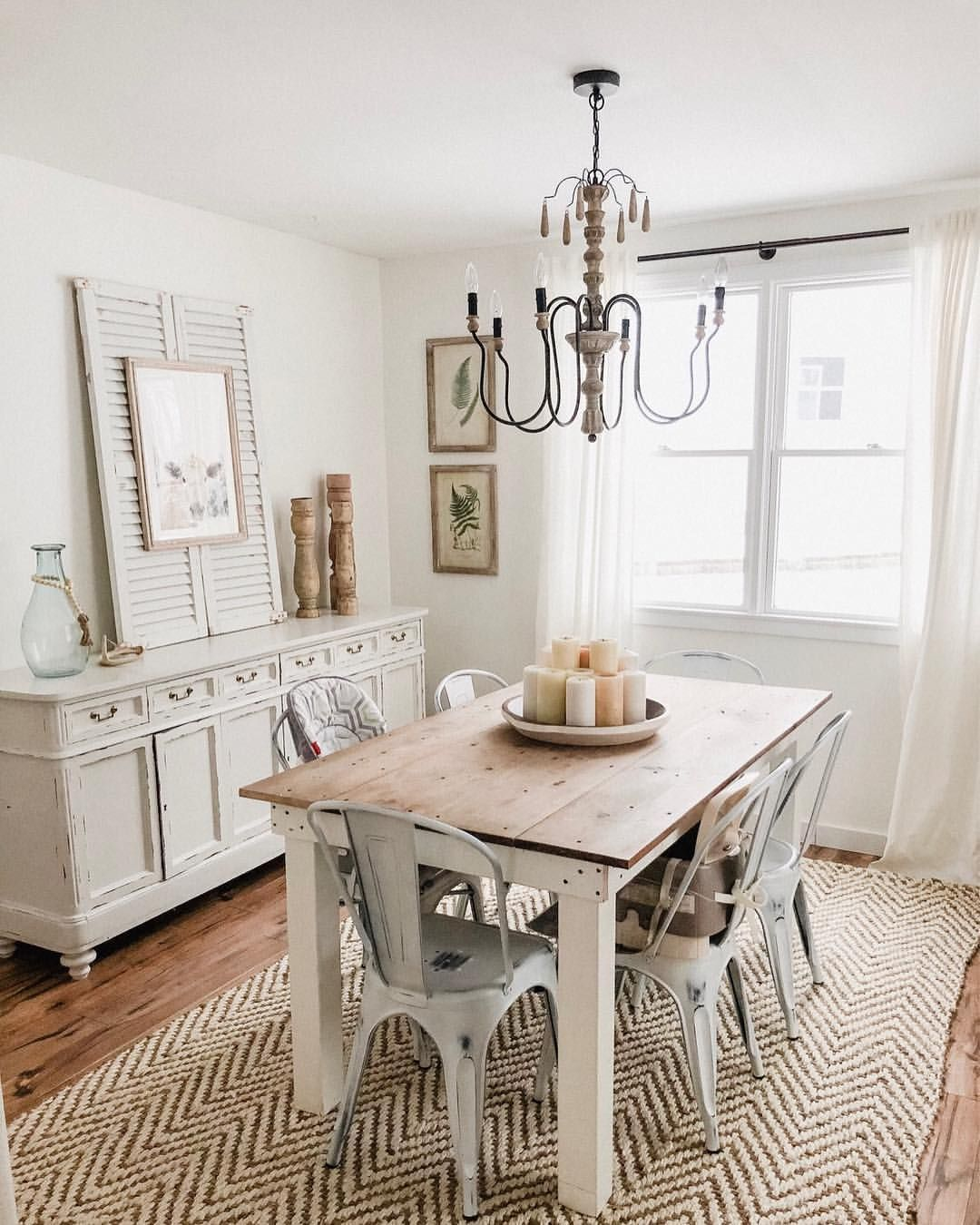 12 Rustic Dining Room Ideas: Pin By Cathy Stevens On Home Ideas In 2019