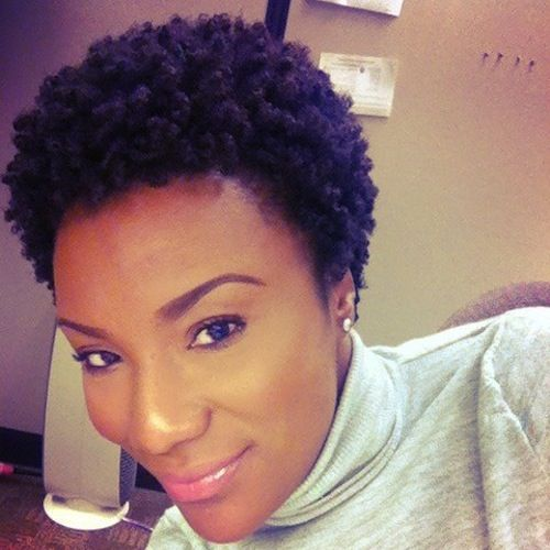 Ebony Natural Hair Style Icon Hair Styles Beautiful Hair Long Hair Girl