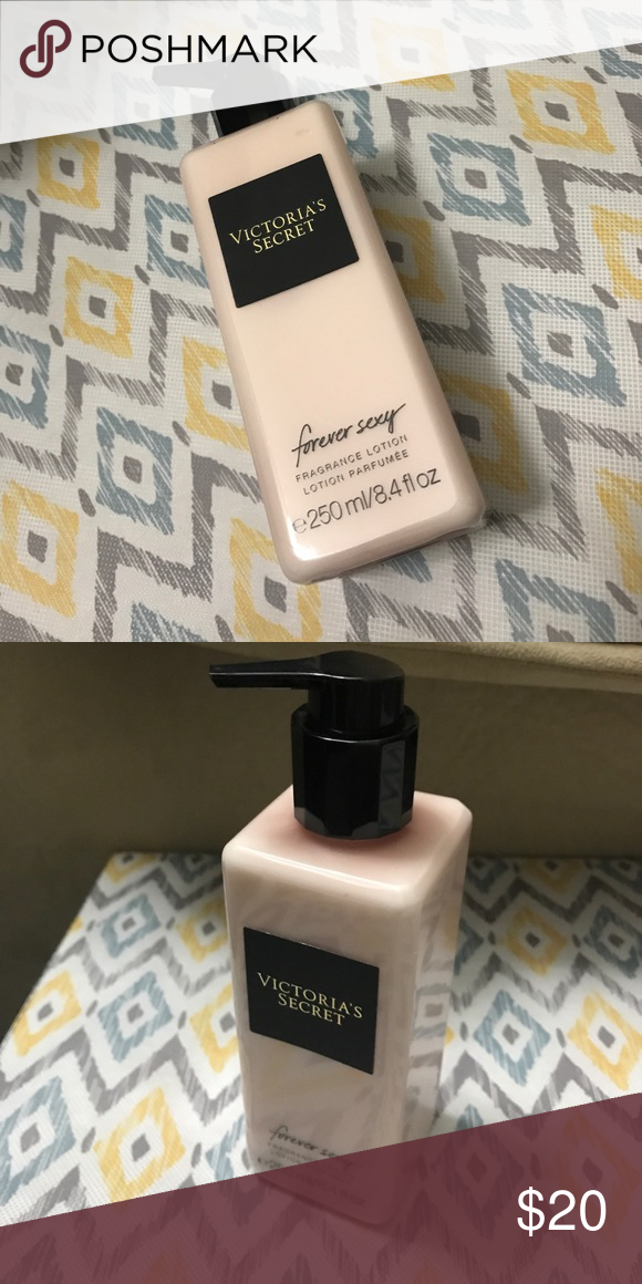 Selling this Victoria Secret Forever Sexy Lotion 💋❤️ on Poshmark! My username is: amp205. #shopmycloset #poshmark #fashion #shopping #style #forsale #Victoria's Secret #Other