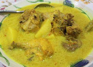 Resepi Ayam Masak Lemak Cili Padi Paling Mudah Resep Masakan Malaysia Ayam
