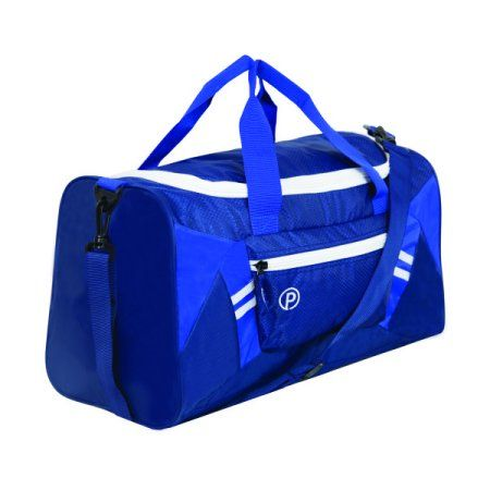 443b1c15 Prot?G? 18IN Sport Duffel, Blue | Products | Duffel bag, Gym Bag, Bags