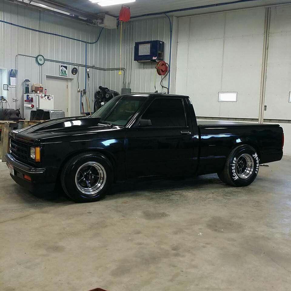 Murder | S-10 Build | Chevy trucks, Chevy s10, S10 truck