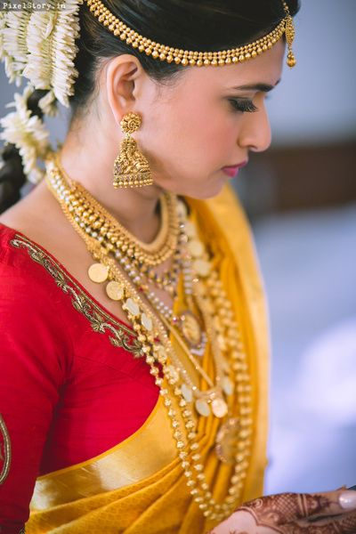 South Indian Bridal Jewellery South Indian Bridal Jewellery