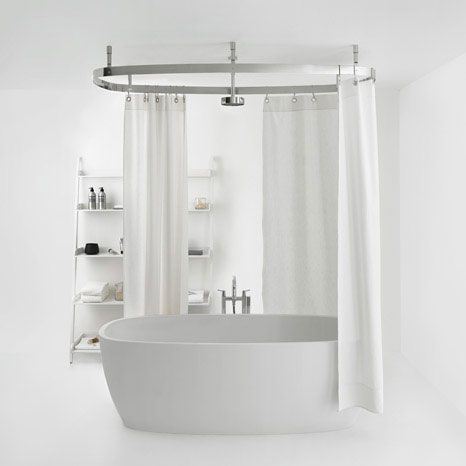 Bathrooms That Satisfy Our Desire For Minimalism Clawfoot Tub