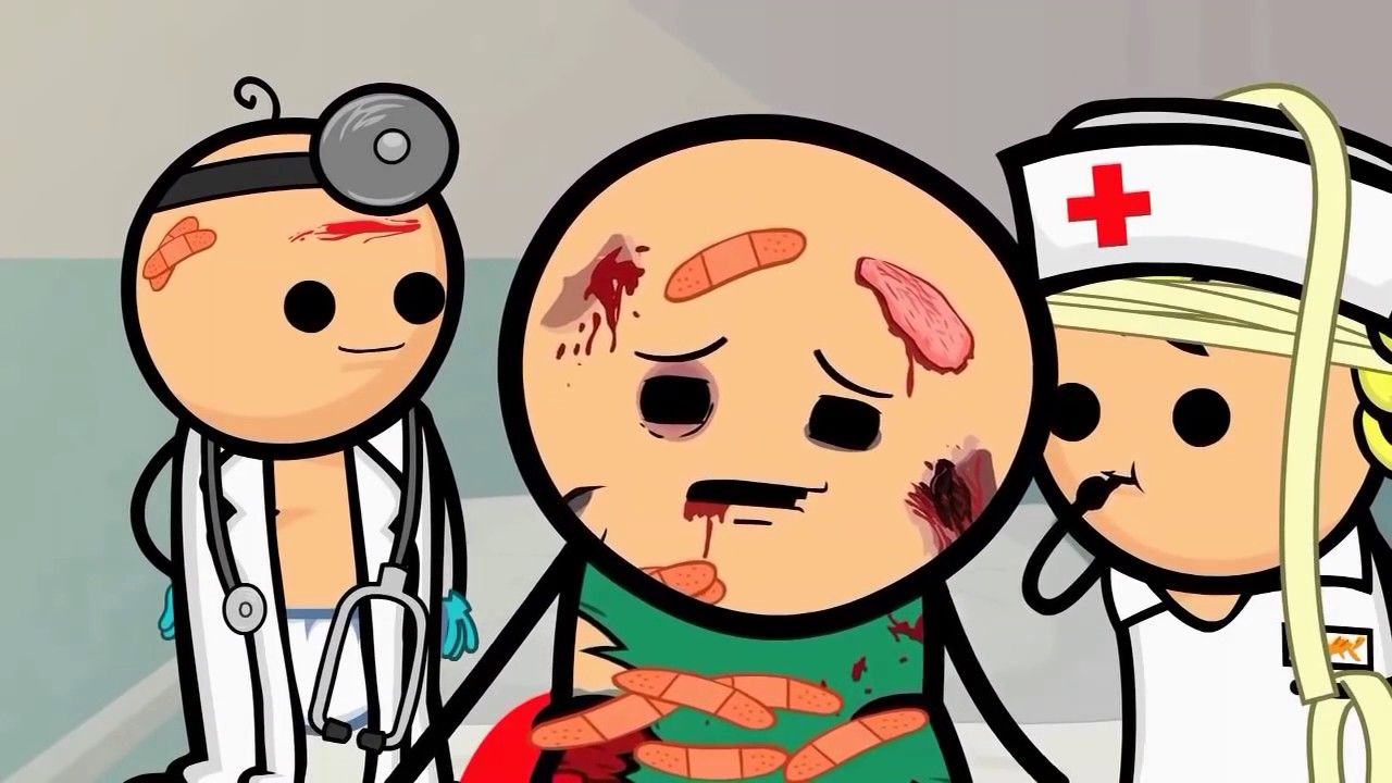 Cyanide happiness compilation 2017 1