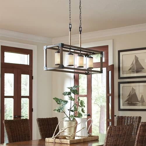 11 Attractive And Elegant Lowes Dining Room Lights Under