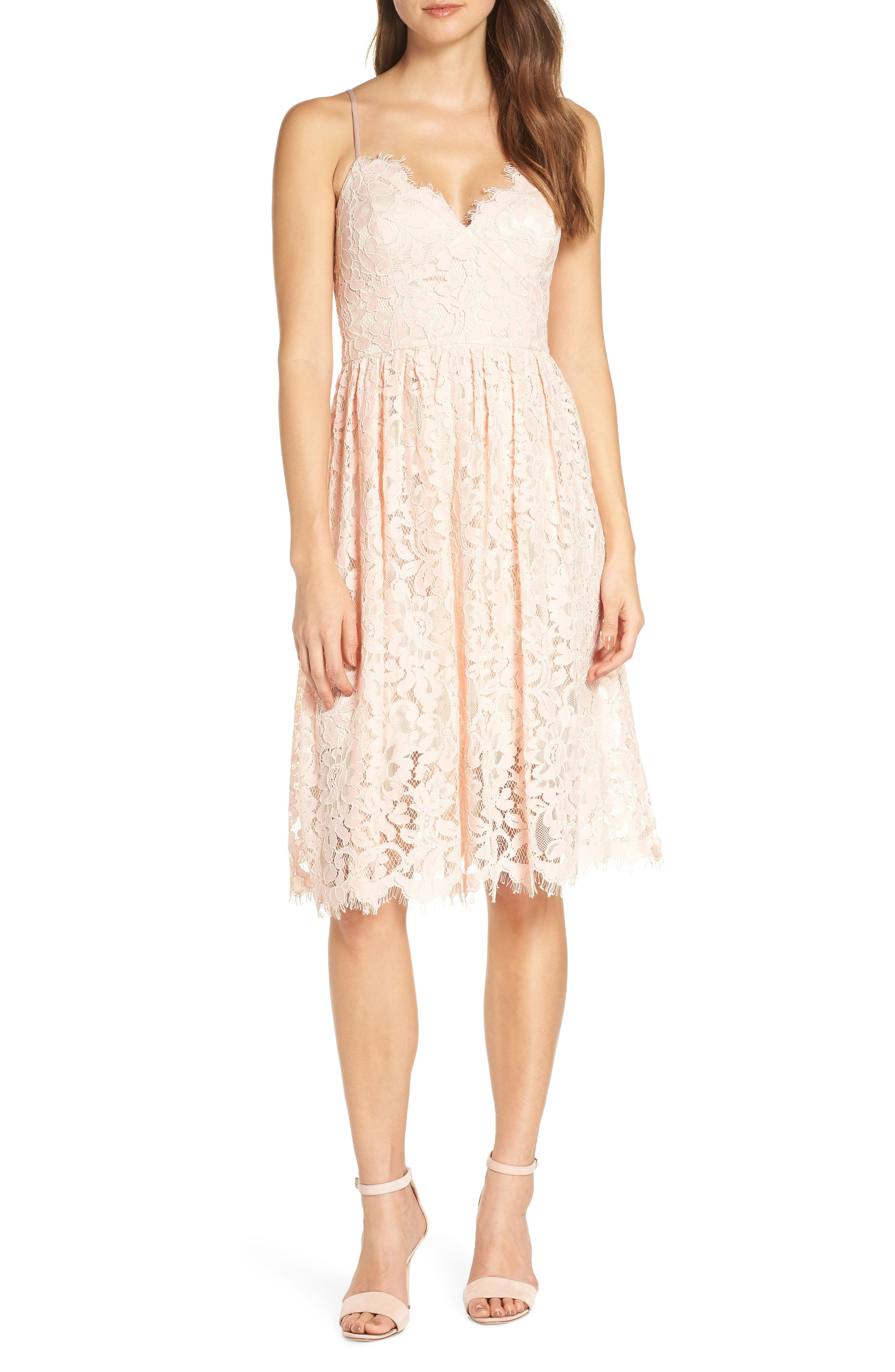 Flare Available AtnordstromRyLinds Dress Eliza J Lace Fitamp; wOPTXZkiu